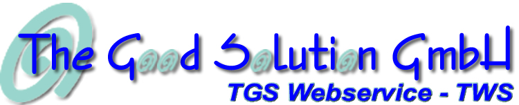 TGS Webservices - The Good Solution GmbH - www.tgs-webservices.ch